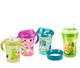 Easy Learning Cups für Kinder