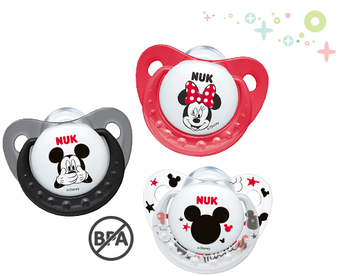 NUK Disney Mickey Mouse Schnuller