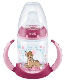 NUK Disney Classics First Choice Trinklernflasche 150ml mit Trinktülle