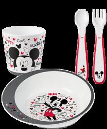 NUK Disney Mickey Esslernset