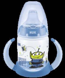 NUK Disney Pixar Toy Story First Choice Trinklernflasche 150ml mit Trinktülle