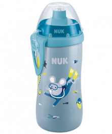NUK Junior Cup 300ml mit Push-Pull Tülle