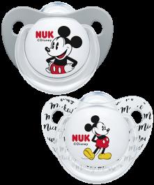 NUK Disney Mickey Trendline Schnuller