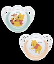 NUK Trendline Disney Winnie the Pooh Schnuller