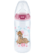 NUK Disney Classics First Choice Plus Babyflasche 300ml mit Temperature Control