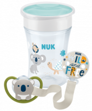 NUK Magic & Space Set