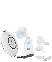 NUK First Choice Plus elektrische Milchpumpe