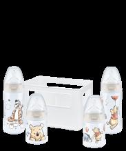 NUK Disney Winnie Puuh First Choice Plus Starter Set