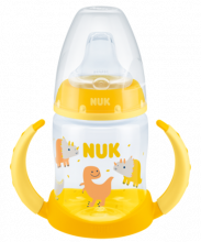 NUK First Choice Trinklernflasche 150ml mit Temperature Control