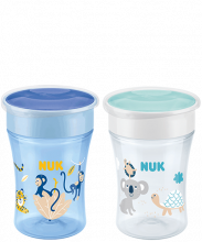NUK Magic Cup 2er-Vorteilspack