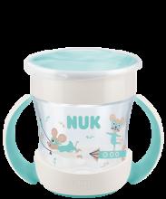 NUK Mini Magic Cup 160ml mit Trinkrand und Deckel