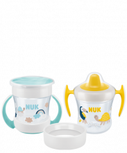 NUK Mini Cups 3 in 1 Set
