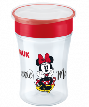 NUK Disney Mickey Mouse Magic Cup 230ml mit Deckel