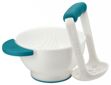 NUK Fresh Foods Masher & Bowl
