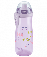 NUK Sports Cup 450ml mit Push-Pull-Tülle