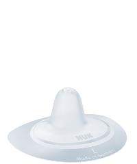 NUK Brusthütchen mit Schutzdose