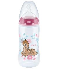 NUK Disney Classics First Choice Plus Babyflasche 300ml mit Temperature Control