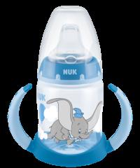 NUK Disney Classics First Choice Trinklernflasche 150ml mit Temperature Control