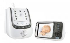 NUK Eco Control plus Video Baby Monitor