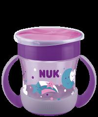 NUK Mini Magic Cup Night 160ml mit Trinkrand und Deckel