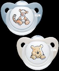 NUK Disney Winnie Puuh Trendline Silikon-Schnuller