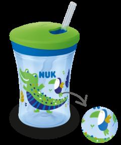 NUK Action Cup 230ml mit Chamäleon Effekt