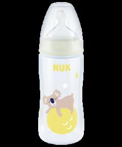 NUK First Choice Plus Night Babyflasche mit Temperature Control