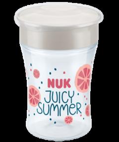 NUK Fruits Magic Cup 230ml mit Trinkrand und Deckel