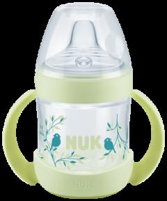 NUK Nature Sense Trinklernflasche 150ml mit Temperature Control