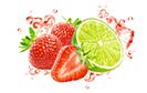 MOM's Daily Erdbeere Limette